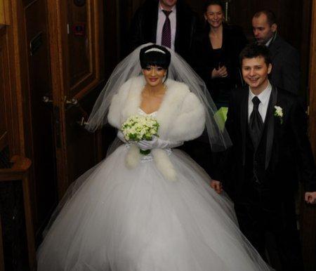 Свадьба Елены Бушиной и Дмитрия Железняка (фото)