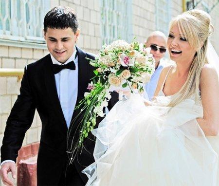 Свадьба Сергея Пынзаря и Дарьи Черных (фото, видео)